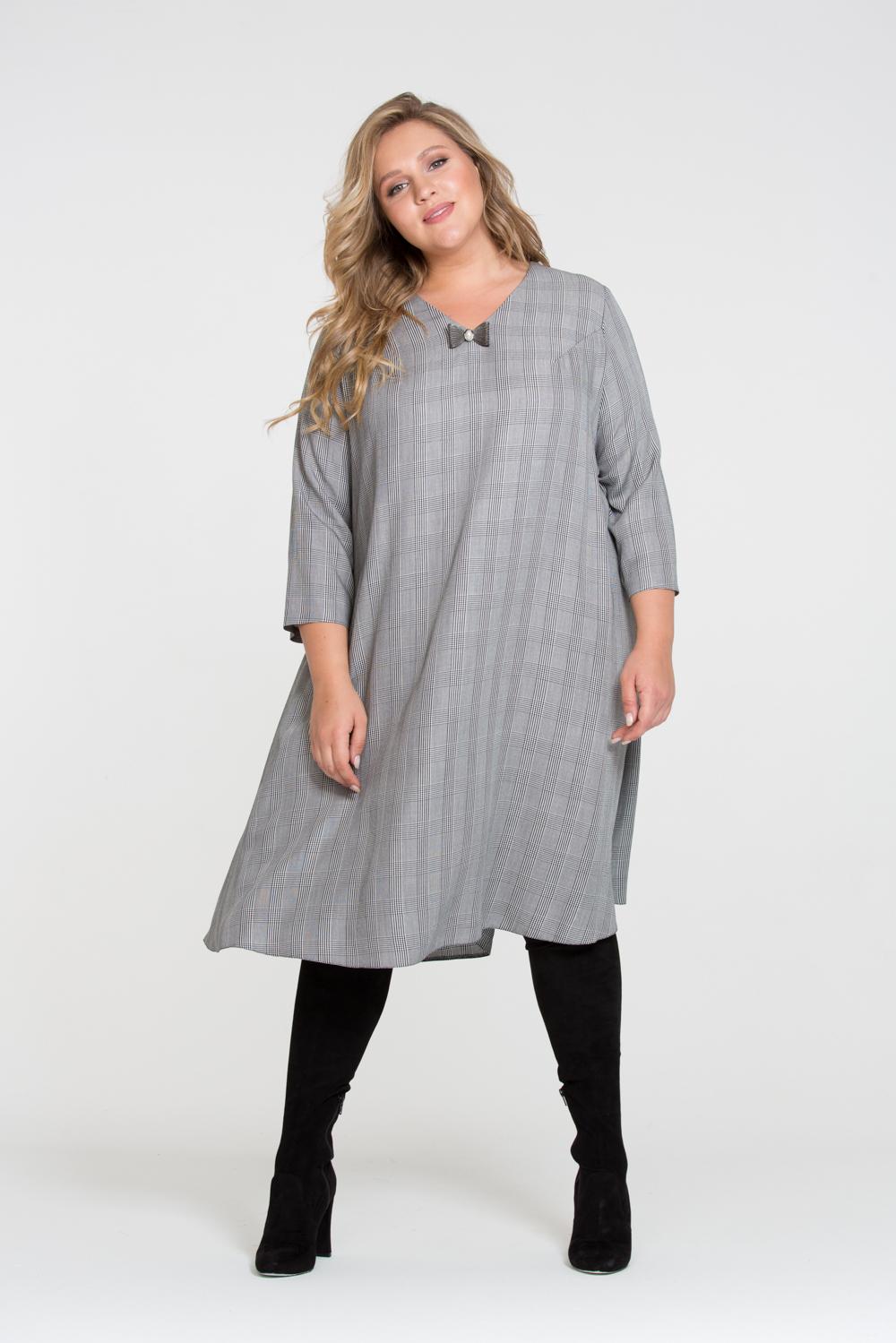 Платья Платье Палома серый 3fd9a0cae93cae5ce5c62073bb71c624.jpg