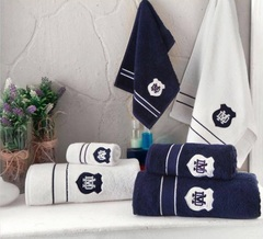 Набор полотенец ALAIN - АЛАИН 3пр 30х50 50х100 и 70х140 Maison Dor (Турция)