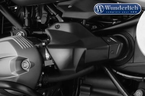 Защитные крышки инжектора BMW R NineT Scrambler - черный