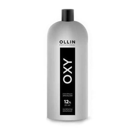 OLLIN oxy 9% 30vol. окисляющая эмульсия 1000мл/ oxidizing emulsion