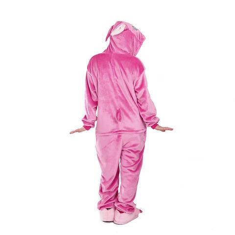 Розовый Стич взрослый 2
