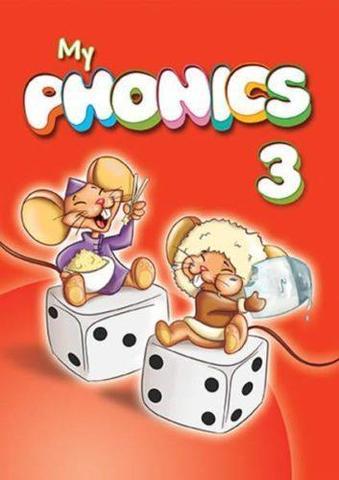 My phonics 3. Pupil's book. Учебник