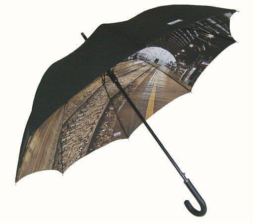 Зонт-трость Moschino 481-63 Station