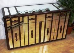 комод зеркальный 10-25 ( MAGIC MIRROR )