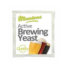 Дрожжи Muntons Standart Ale Yeast, 6 гр.