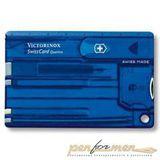 Victorinox SwissCard Quattro Sapphire 0.7222.T2
