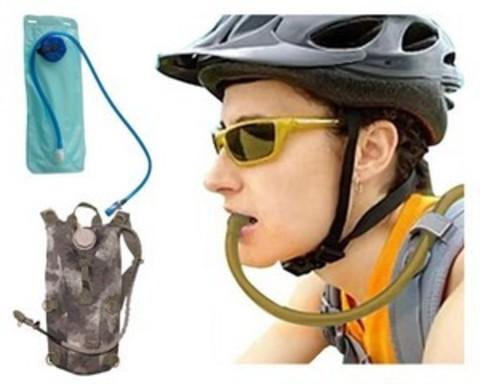 Купить питьевые системы (гидраторы) для велосипедистов и туристов