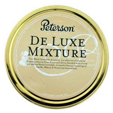 Табак Peterson De Luxe Mixture (50 гр)