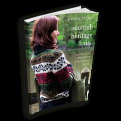 Книга Scottish Heritage Knits