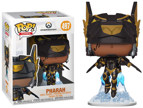 Фигурка Funko Pop! Games: Overwatch - Pharah (Excl. to Comic Сon Saint Petersburg)