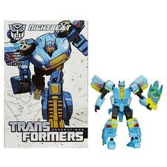 Робот - трансформер Найтбит с Комиксом (Nightbeat) - Поколение Трансформеров, Hasbro