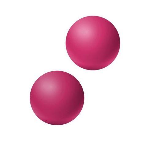 Ярко-розовые вагинальные шарики без сцепки Emotions Lexy Medium