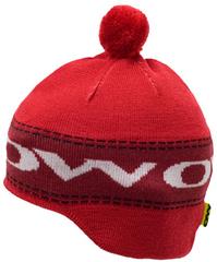 Подростковая шапка One Way Lugano Red
