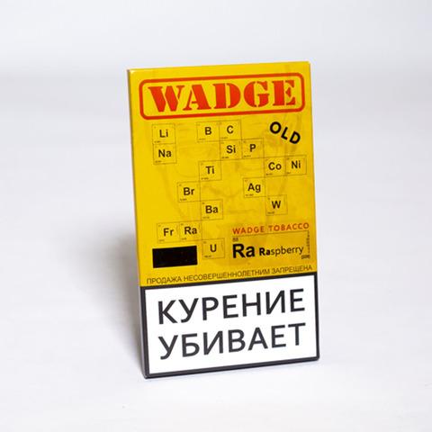 Табак WADGE OLD 100gr RASPBERRY