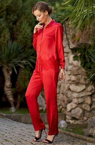 Комплект брючный  Mia-Amore AFRODITA RED 2166