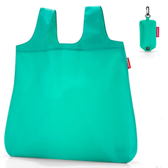 Сумка складная Mini maxi pocket spectra green Reisenthel