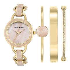 Женские наручные часы Anne Klein 2750LPST в наборе