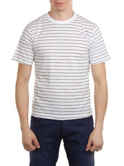 10616-1 футболка мужская, белая