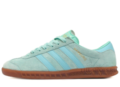Кроссовки Женские Adidas Hamburg Mint Beige