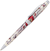 Шариковая ручка Cross Botanica. Цвет - Красная Колибри (AT0642-3) шариковая ручка cross botanica цвет сиреневая орхидея 1035745