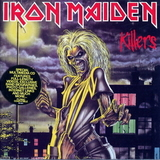 Iron Maiden ‎/ Killers (CD)