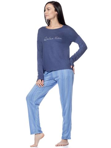 Пижама 3091 Lungo Jadea