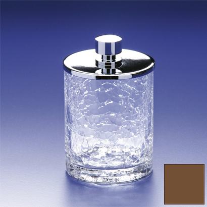 Для косметики Емкость для косметики малая Windisch 88124OV Cracked Crystal yomkost-dlya-kosmetiki-malaya-88124ov-cracked-crystal-ot-windisch-ispaniya.jpg