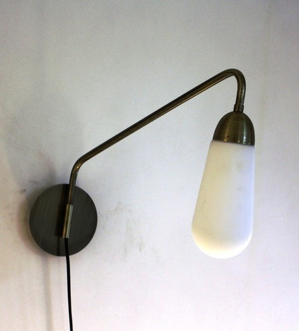 BOB wall lamp by Art-metal