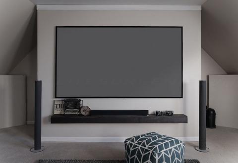 Elite Screens AR120DHD5, экран безрамный