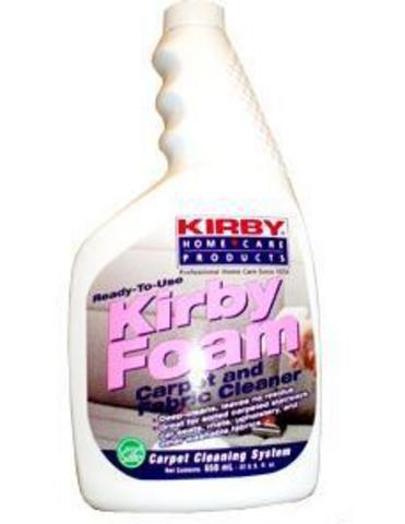 Пена для чистки ковров/мебели Kirby Foam