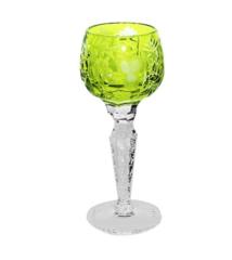Рюмка для ликера 60 мл Ajka Crystal Grape светло-зеленая