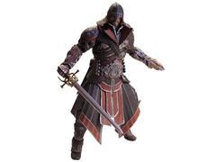 Assassin's Creed Brotherhood — Ezio Ebony Hooded Costum
