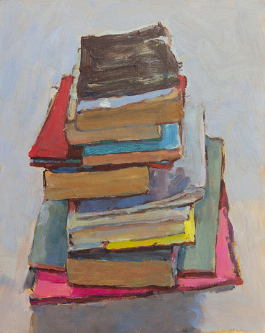 Кевин Миллер - Pile of books