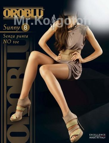 Колготки Oroblu Sunny No Toe 8