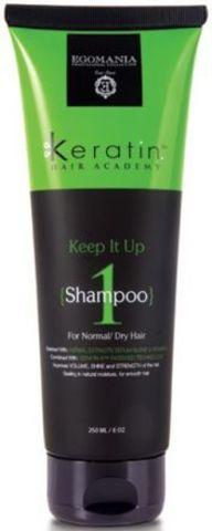 Шампунь «Все под контролем!» для нормальных и сухих волос,Egomania,100 мл.