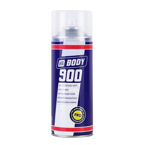 Аэрозольный антикор. состав Body 900 (прозр.) (0,4л)
