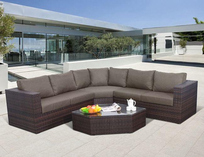 Комплекты для отдыха Комплект мебели Rosolini 4.X03_Brown.jpg