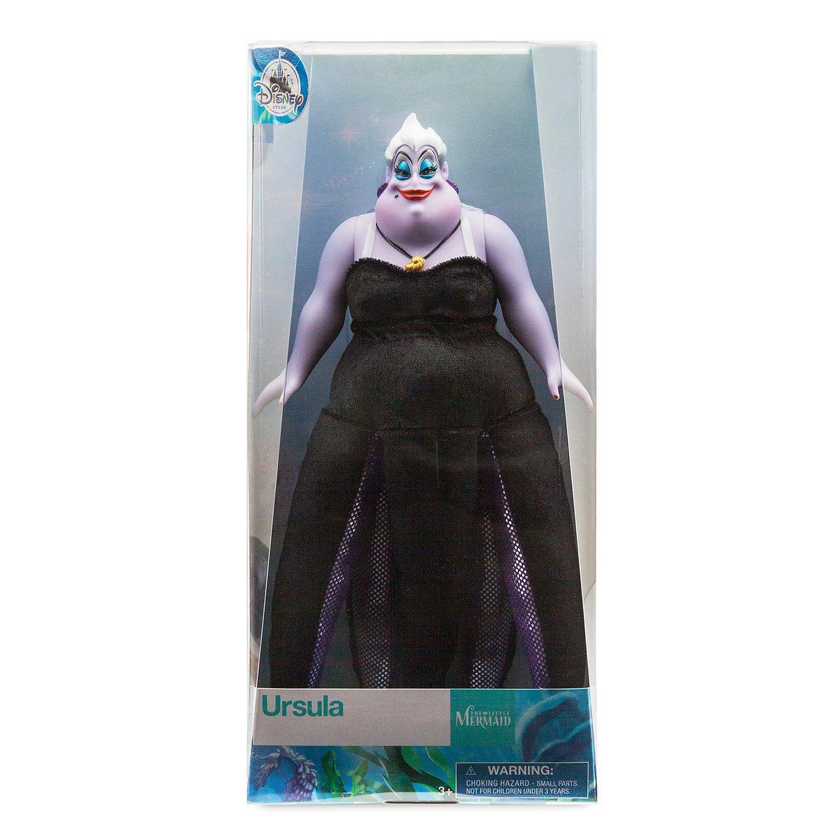"Кукла ""Урсула"" - Disney Classic Doll"