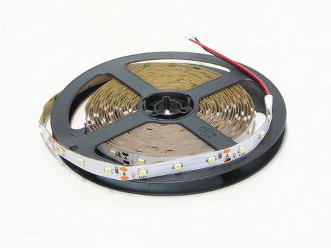 Светодиодная лента SMD3528/60, 12V. IP23. Белая теплая.