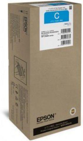 Чернила голубые Epson Ink Supply Unit T9732 cyan (C13T973200)