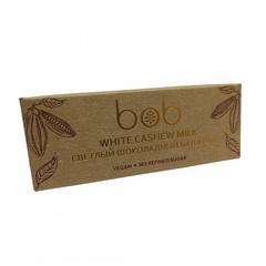Батончик шоколадно-ореховый светлый Bob