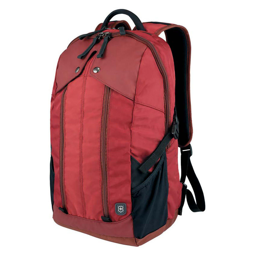 Рюкзак Victorinox Altmont 3.0 Slimline 15,6'', красный, 30x18x48 см, 27 л