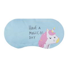 Маска для сна Unicorn Blue 2