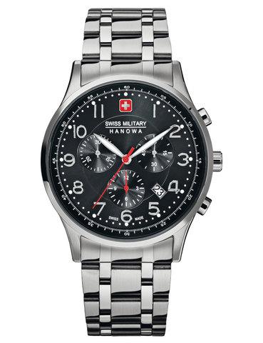 Часы мужские Swiss Military Hanowa 06-5187.04.007 Patriot