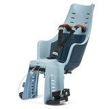 Велосипедное кресло на раму Bobike Exclusive maxi 1P denim deluxe