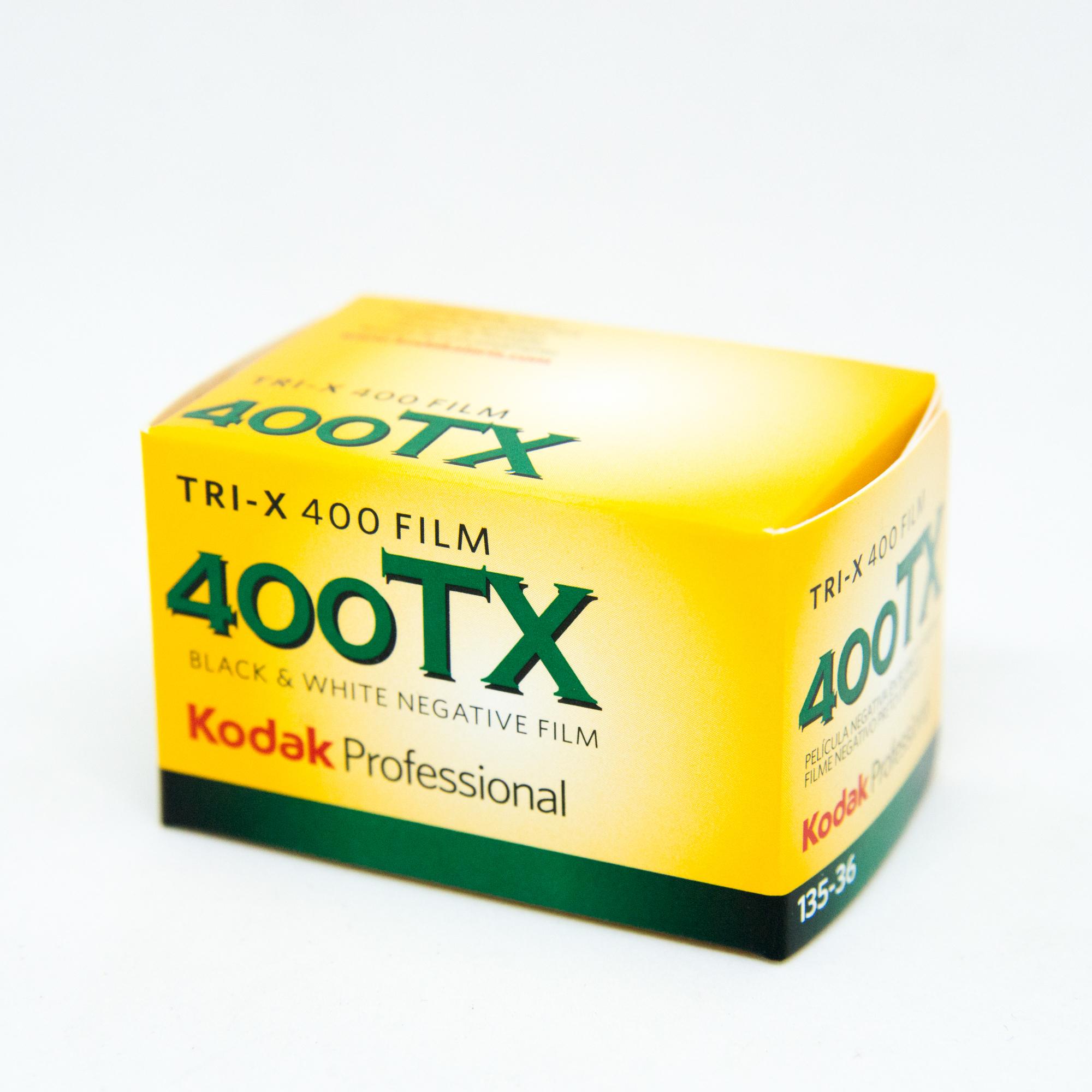 Фотопленка Kodak Tri-X 400/135-36