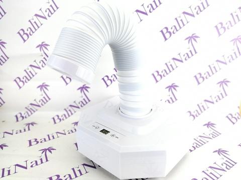Пылесос для маникюра с выносной трубой (белый) 24W