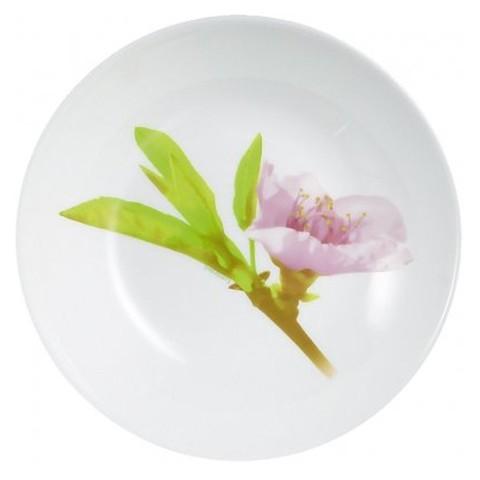 Тарелка суповая Luminarc Water Color круглая 20 см (J0765)