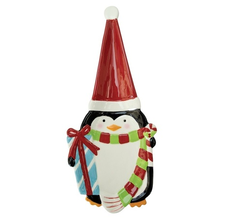 Подставка для ложки Boston Warehouse Merry Penguin