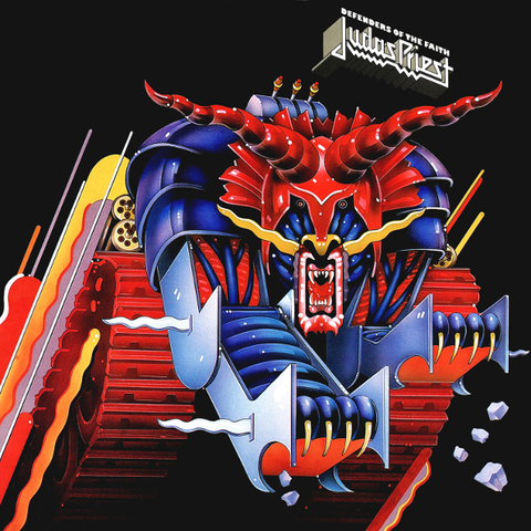 Judas Priest / Defenders Of The Faith (CD)